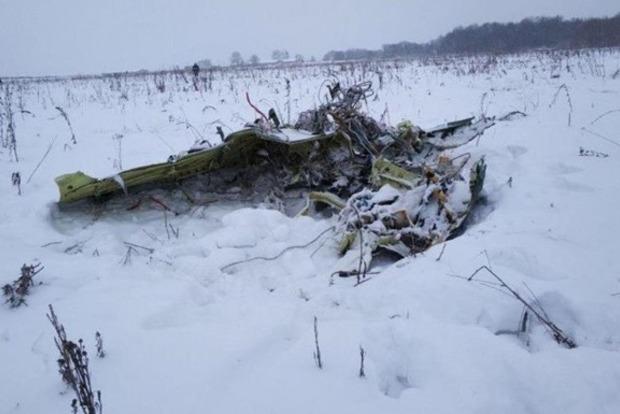 Крушение Ан-148: обнародован первый анализ «черного ящика»