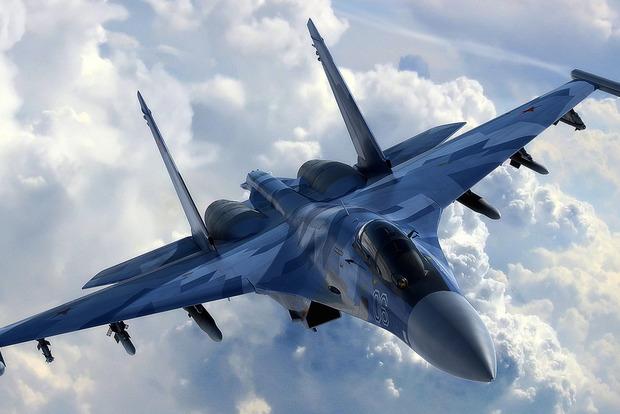 В Сирии разбился российский бомбардировщик Су-24, экипаж погиб