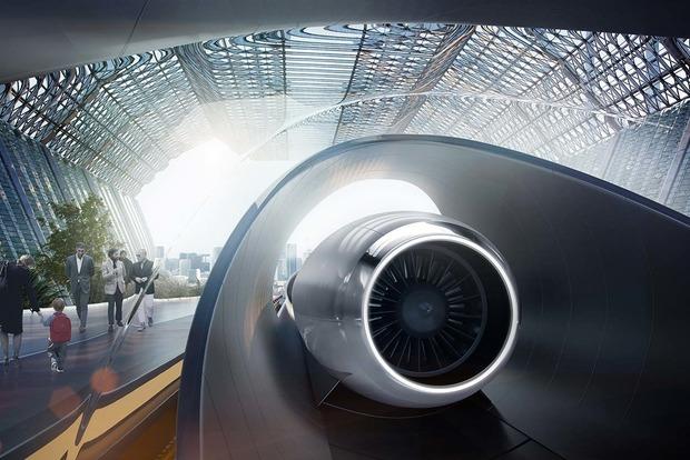 Более 900 км/час: в Южной Корее построят первый Hyperloop