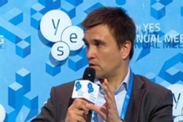 Климкин рассказал, при каких условиях могут состояться выборы на Донбассе