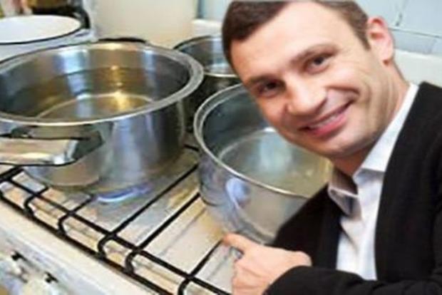 Прихід гарячої води в Києві переноситься