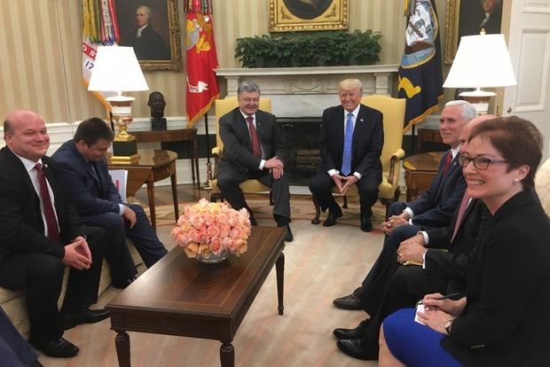 Трамп поручил расширить сотрудничество с Украиной в военно-технической сфере - Президент