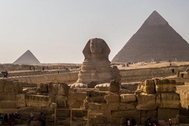 Ученые разгадали тайну строительства египетских пирамид