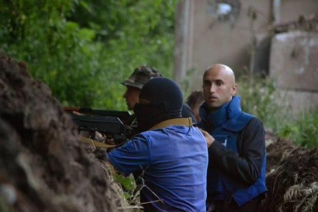 Кремлевский пропагандист Грэм Филлипс бежит с Донбасса