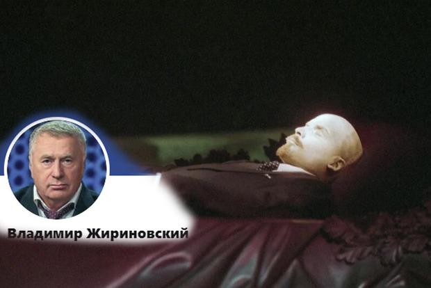 Жириновский очередной раз удивил россиян