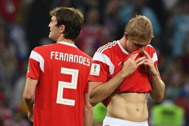 Росія програла Хорватії в 1/4 фіналу ЧС