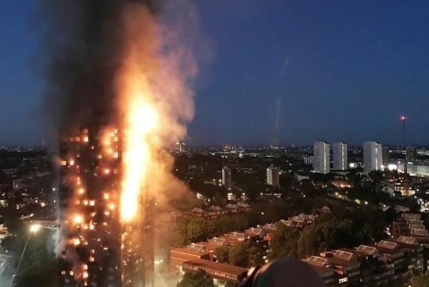 Выжившие при пожаре в лондонской высотке страдают от депрессии. Зафиксированы десятки попыток самоубийства