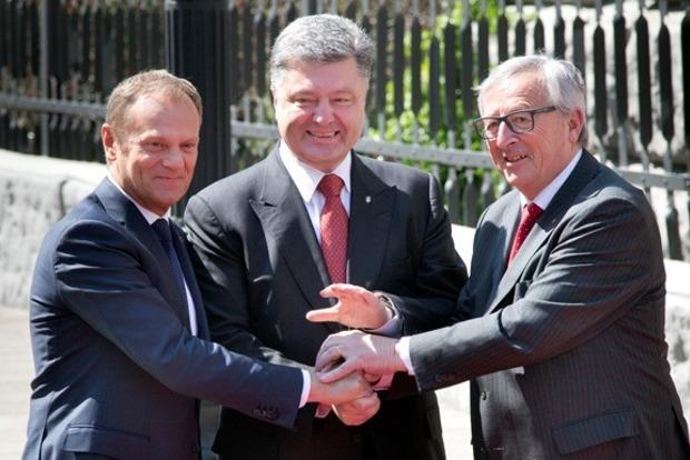 Ассоциация Украины сЕС задва дня резко увеличила взаимный товарооборот