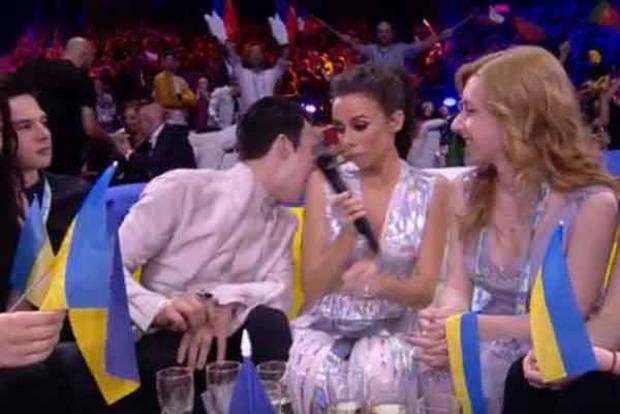 Melovin «вкусив» ведучу «Євробачення 2018»