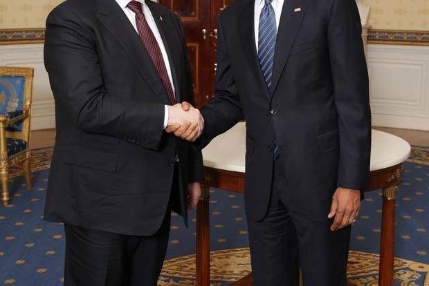 Обама готов выделить Украине миллиард долларов, но при одном условии