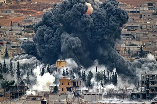 Сирия ответила Израилю на ракетный удар