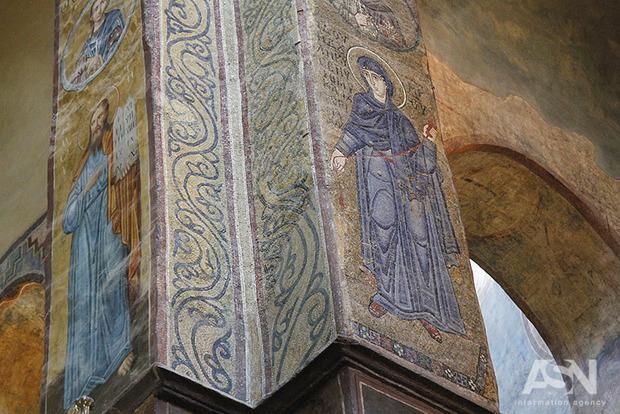 В Софийском соборе начинаются серьезные реставрационные работы