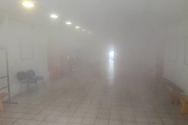 Музей Івана Гончара у Києві залило окропом: експонати терміново евакуювали