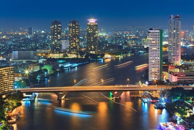 Четыре города с самым дорогим жильем находятся в Азии