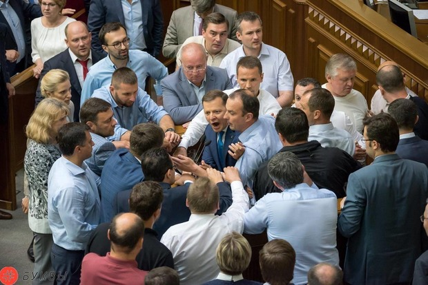 Рада провалила голосование за своего аудитора НАБУ