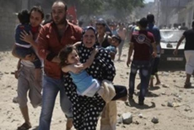МИД советует украинцам воздержаться от поездок в Восточный Иерусалим и Палестину