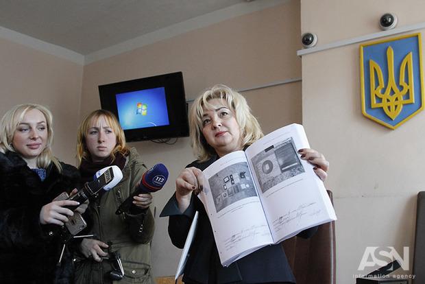 Суд арестовал все имущество председателя Госаудитслужбы Гавриловой