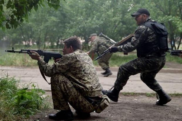 На Луганщине боевики открыли провокационный огонь
