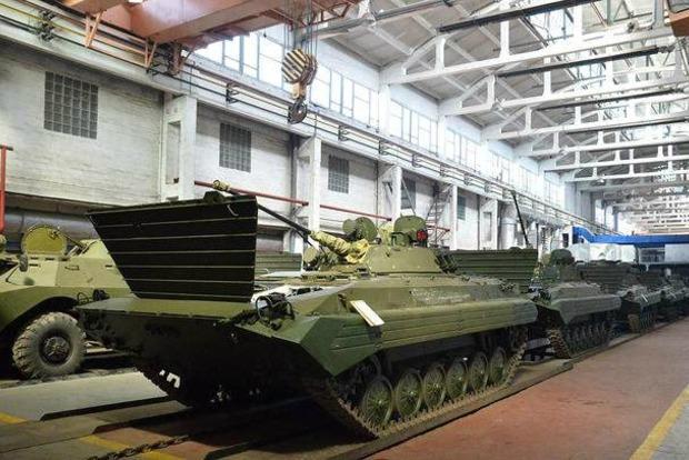 ВСУ получит 800 единиц военной техники до конца года