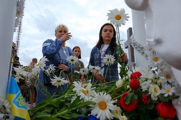 Отогнали за поребрик. Славянск и Краматорск отмечают третью годовщину освобождения от террористов