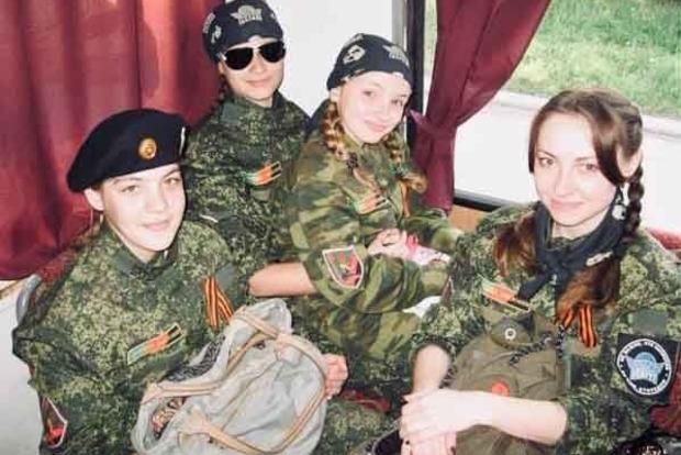 В «ДНР» россиянин занимается подготовкой «амазонок»