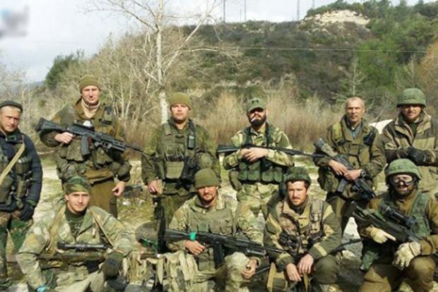 Названы имена россиян ЧВК Вагнера, погибших при авиаударе США