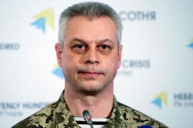 Госпитали оккупированных городов в районе Светлодарской дуги переполнены боевиками – штаб АТО