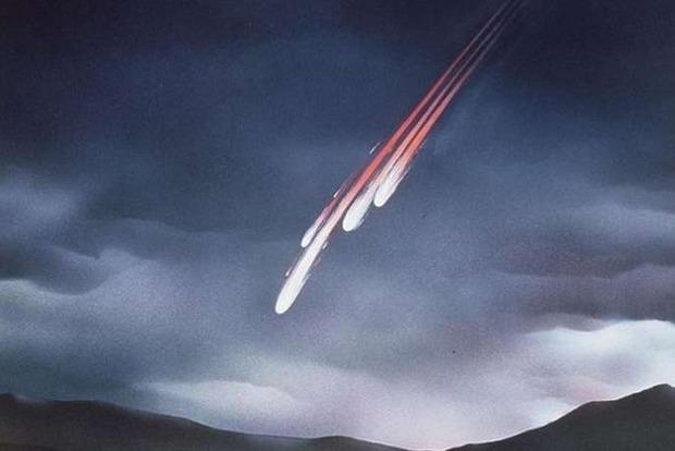 Очередной российский космический аппарат сгорел в атмосфере