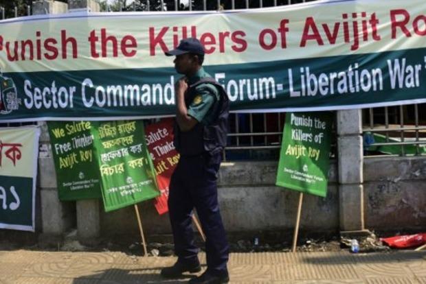 Полиция Бангладеш застрелила подозреваемого в убийстве атеистов