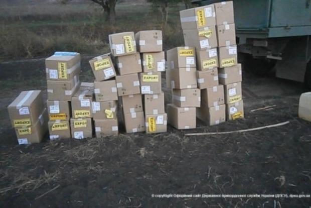 В Одесской области задержали контрабандную партию сигарет