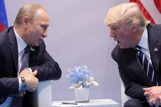 Уменя нет личных отношений сДональдом Трампом— Путин