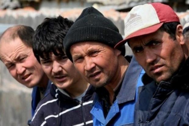 ВоЛьвовской области задержали мигрантов изВьетнама