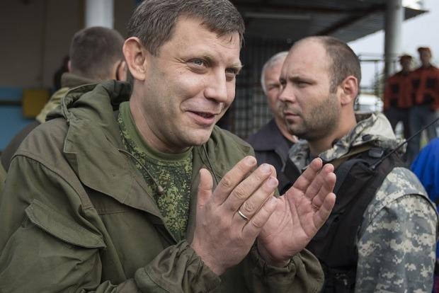 Захарченко похвастался, что в «ДНР» «национализировали» 40 украинских предприятий