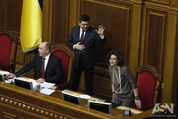 Гройсман выступил за увеличение оборонного бюджета Украины в два раза