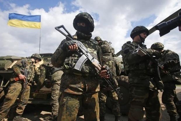 Боевики совершили семь обстрелов позиций АТО