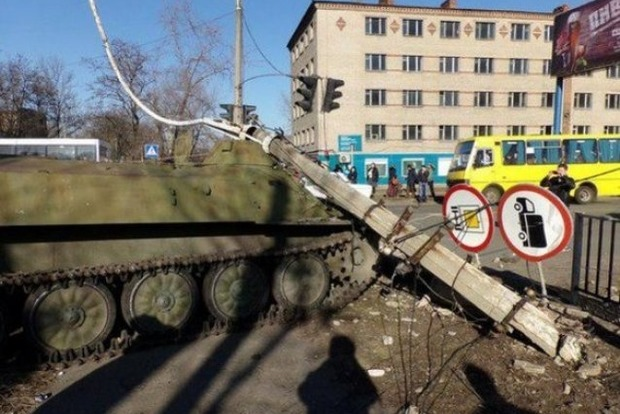ДТП в Константиновке: дело военных передали в суд