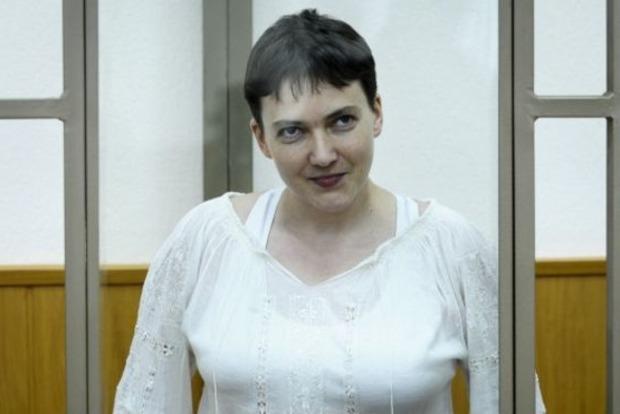 Состояние Савченко ухудшается, она намерена отказаться от анализов