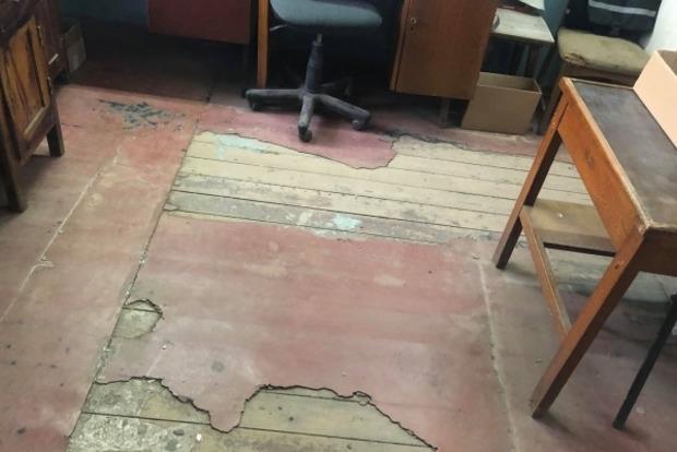 В Одесі знайшли найстрашніше відділення пошти