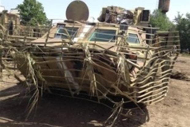 СБУ: Чиновники Нацгвардии попались на хищении военной техники