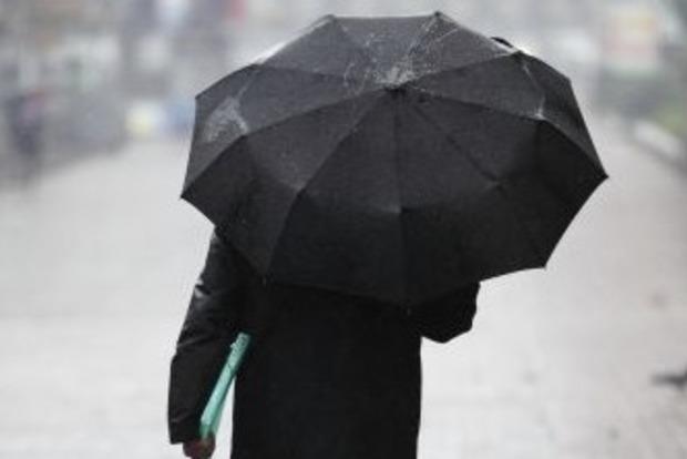 В Украину вернулись мерзкие дожди и холод