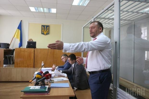 Нардеп Добкин арестован с возможностью залога в 50 млн грн