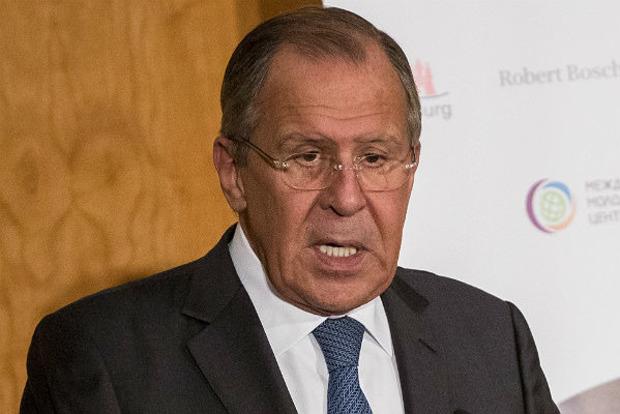 Лавров: Россия правок к предложению о миссии ООН на Донбассе не получала