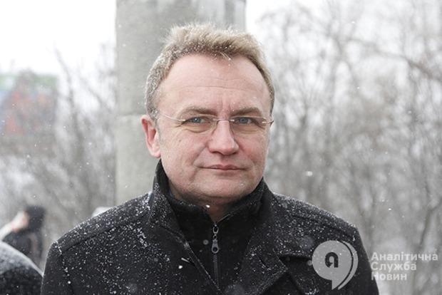 Садовий вирішив більше не йти в мери Львова