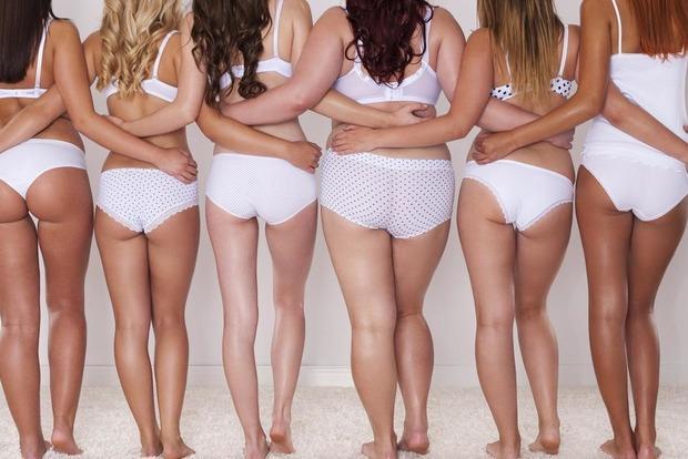 Большинство мужчин все-таки предпочитают худых женщин