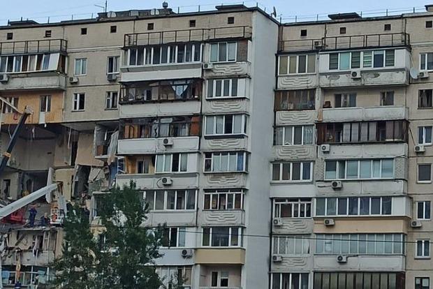 Зеленский отчитался за свое обещание: все пострадавшие от взрыва в Киеве обеспечены квартирами