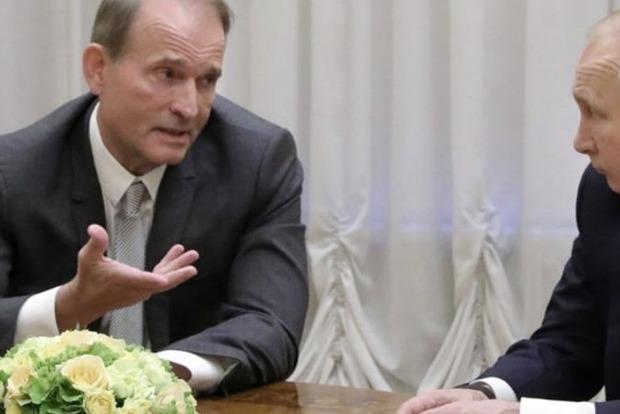 Медведчук не сможет теперь летать к куму - на самолеты Медведчука и Козака наложили санкции