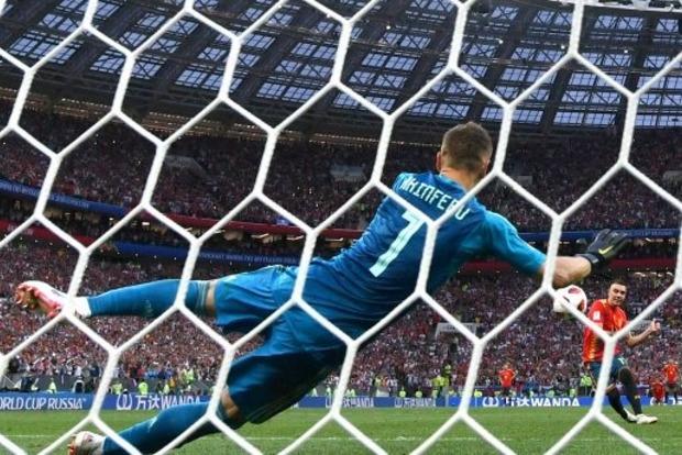 ЧМ-2018. Россия сенсационно громит Испанию в серии пенальти