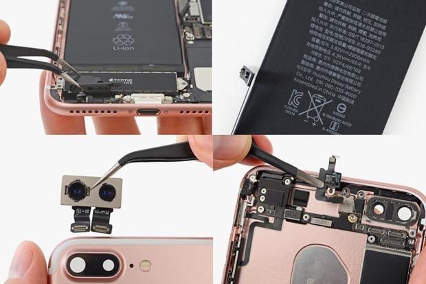 Себестоимость iPhone 7 всего $224 - эксперты