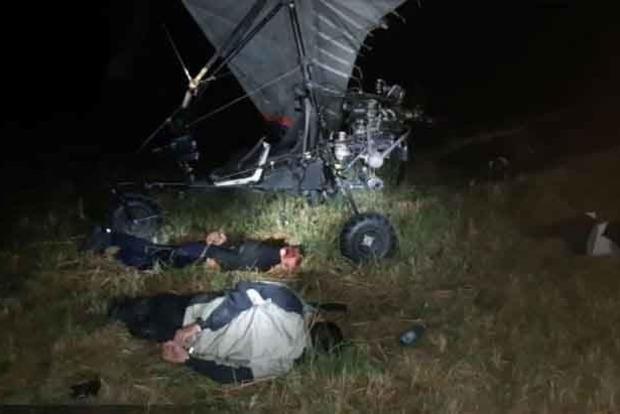В Словакии задержаны украинцы, переправлявшие мигрантов в ЕС на дельтаплане