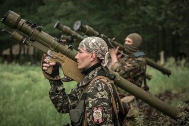 За день боевики один раз обстреляли позиции сил АТО